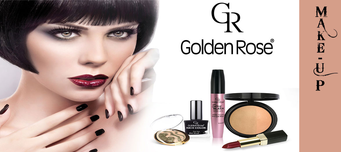 Golden Rose Make-Up