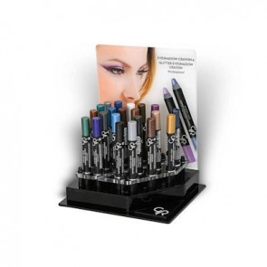Eyeshadow Crayon Display + Voorraad