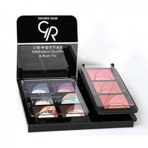 Longstay Eyeshadow - Blush display + voorraad (1 per kleur)