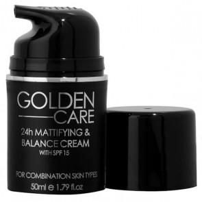 Golden Care 24H Mattifying & Balance Cream (men)