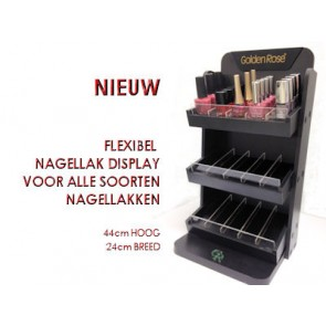 FLEXIBEL NAGELLAK DISPLAY